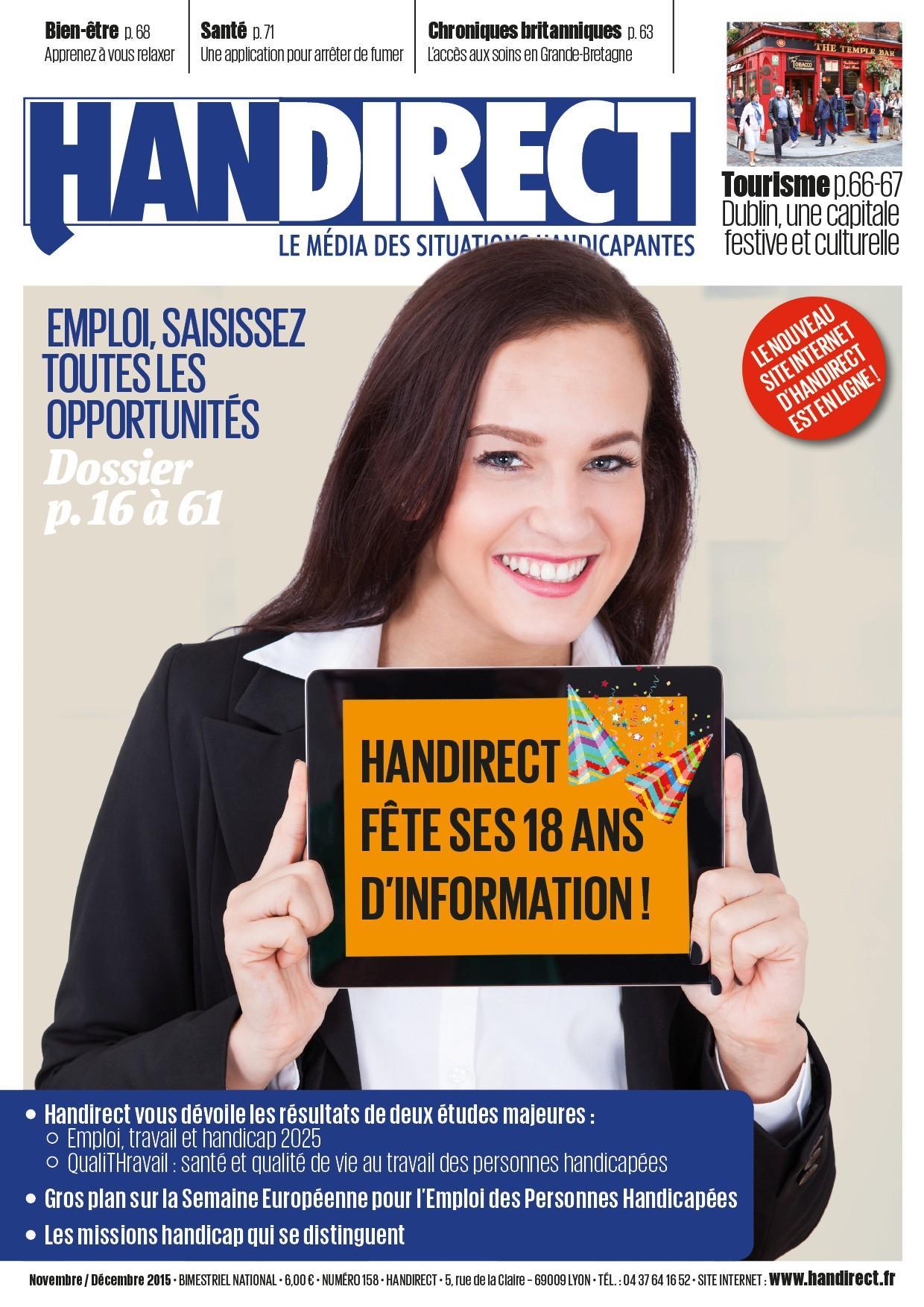 Handirect Couverture 158