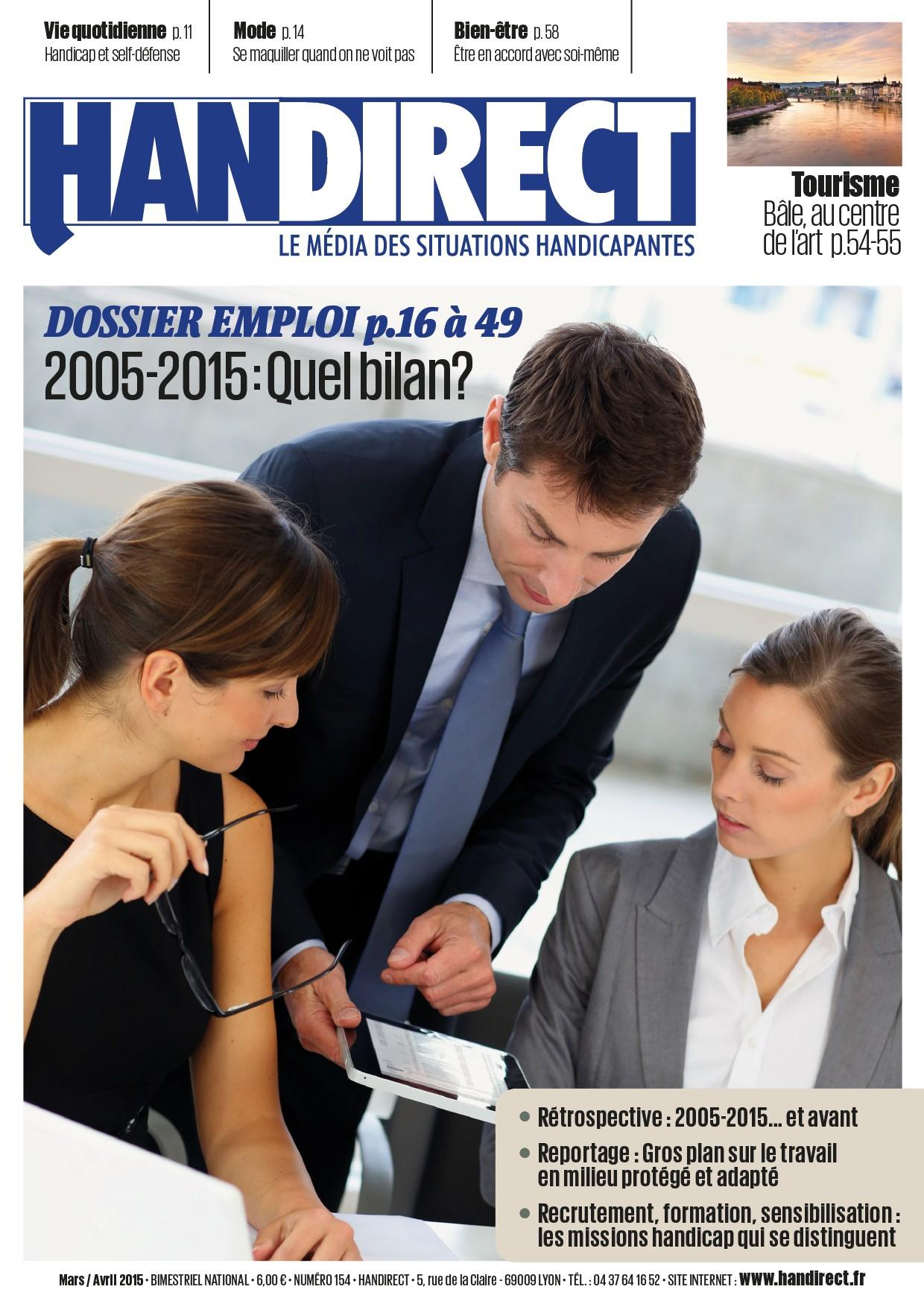 Handirect Couverture 154