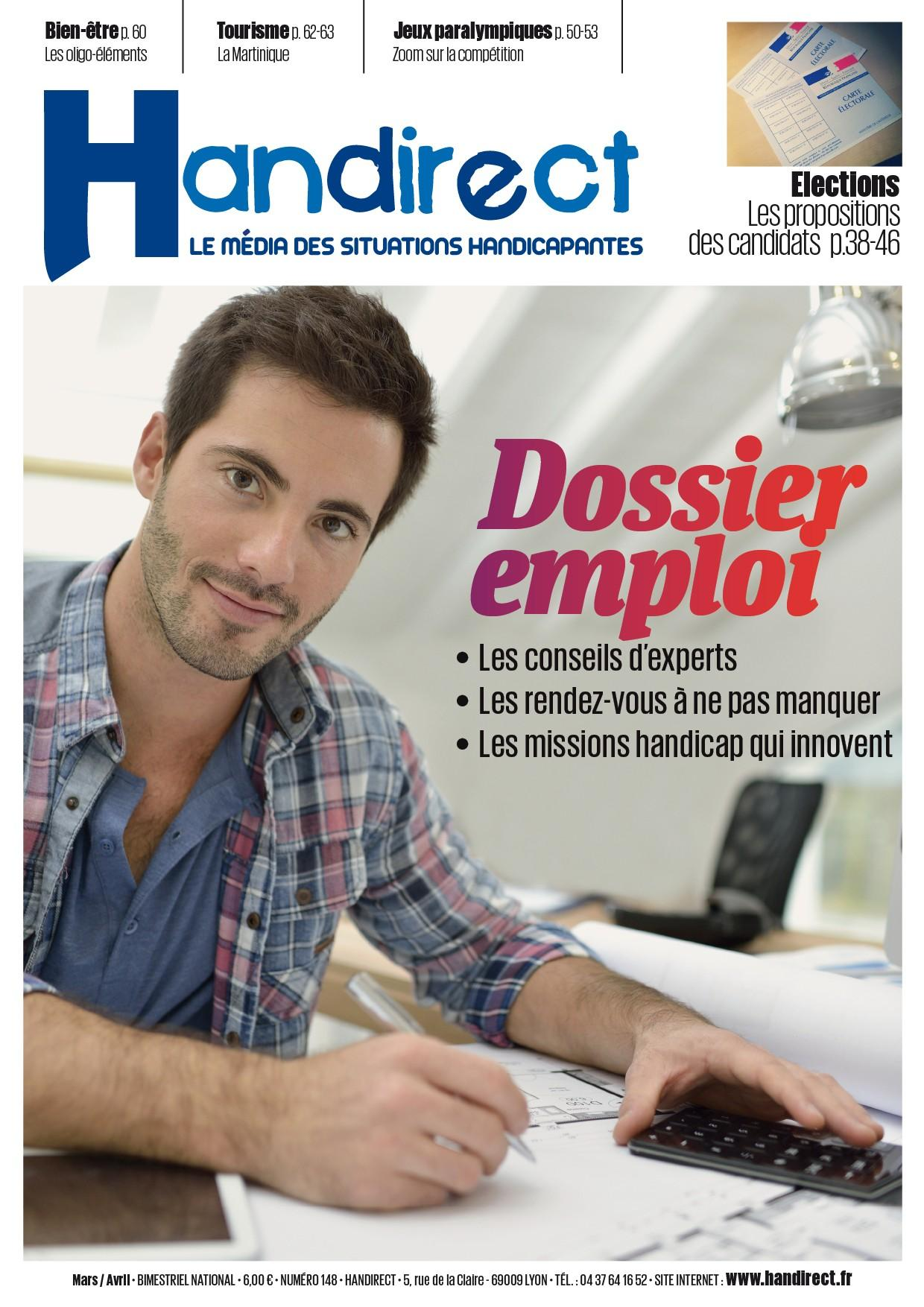 Handiap Couverture148
