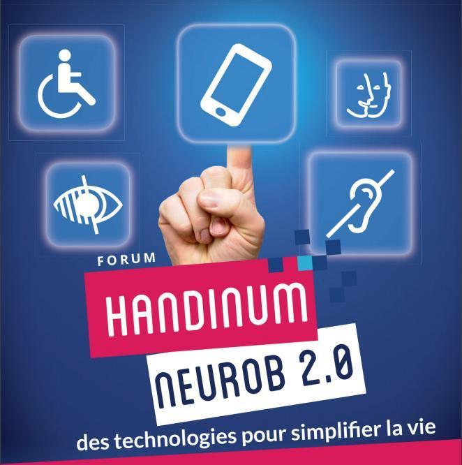 Technologies et autonomie : Handinum Neurob 2016