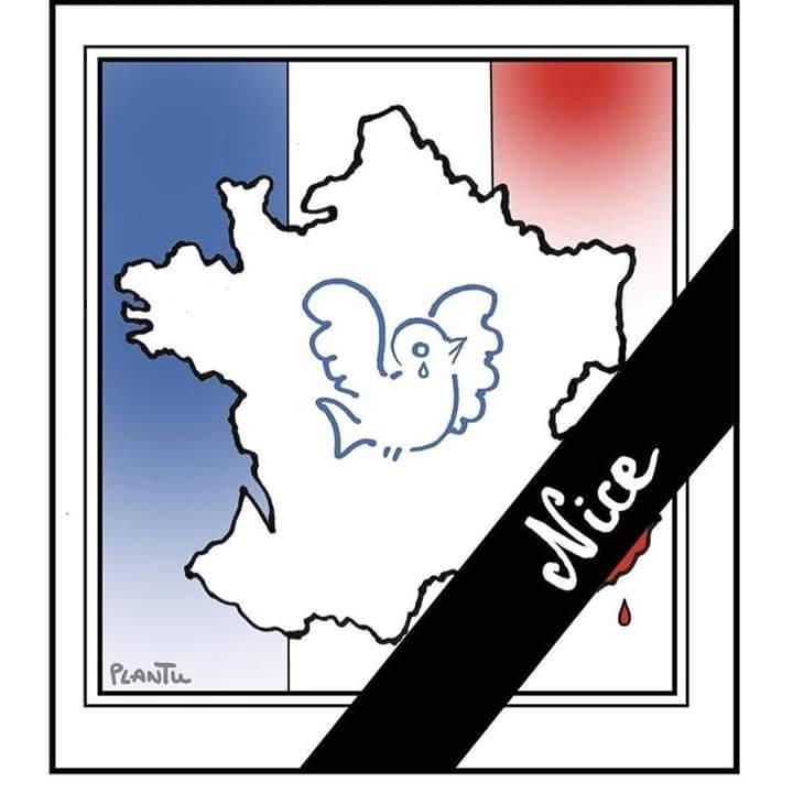 Les larmes de Nice