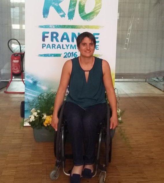 Paralympiques 2016 Emmanuelle Assmann