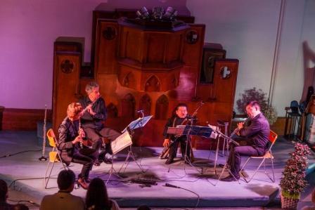 Quatuor Soli d'Art de GRADISCA