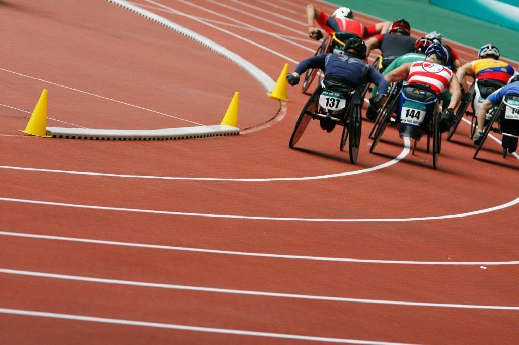 Athlétisme handisport championnats du monde Londres