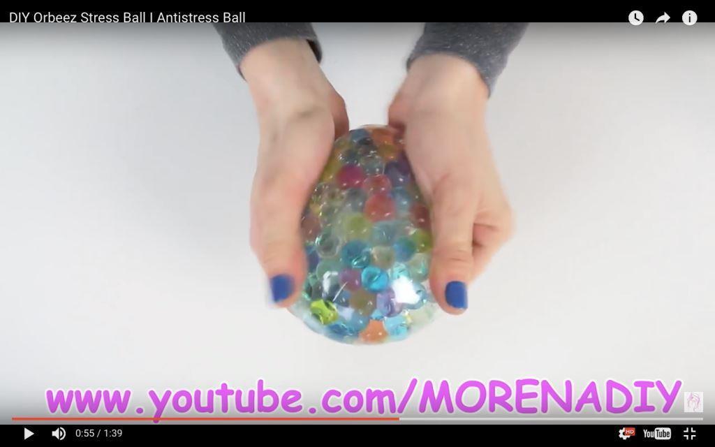 Balle-sensorielle