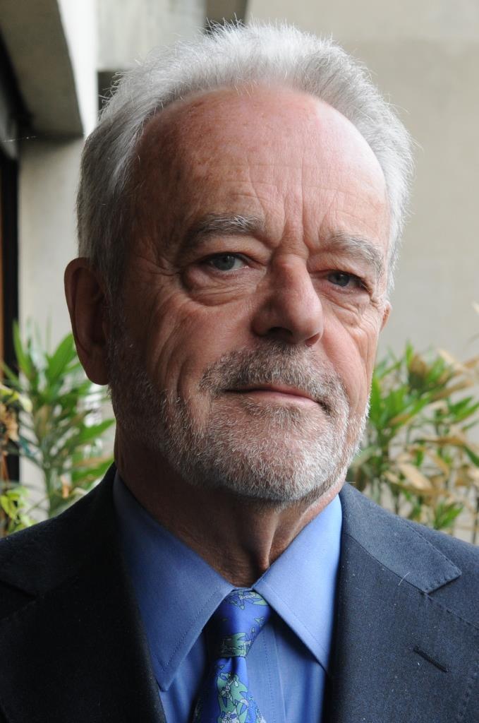 Wenceslas Baudrillart, président d'Asnières Industries Adaptées