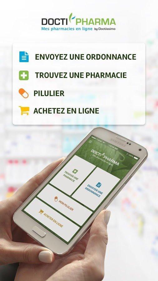 Envoi Ordonnance la pharmacie s'adapte au numérique