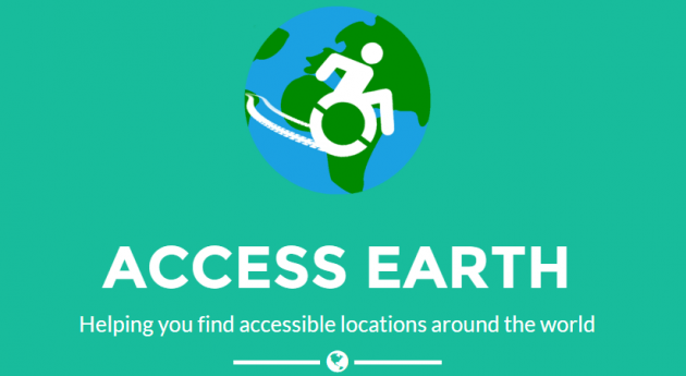 Cartographie des lieux accessibles Access Earth