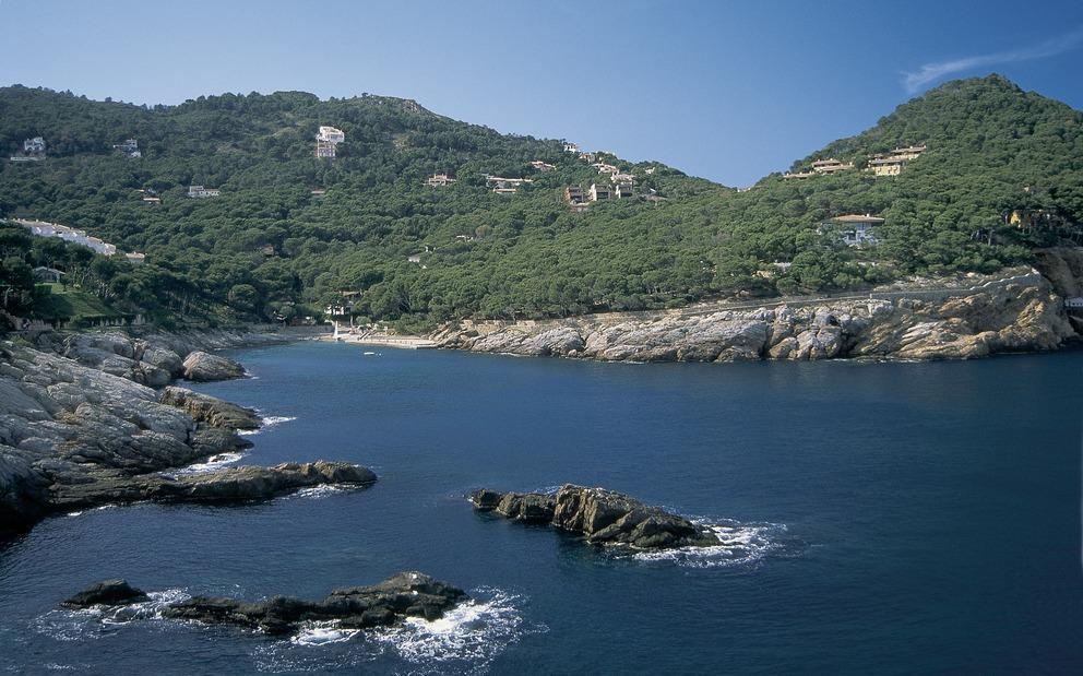 Crique proche de Cap sa Sal (Costa Brava) ©Servicios Editorials Georama - www.catalunyaexperience.fr