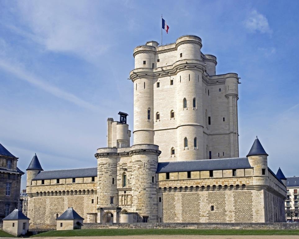 Le Château de Vincennes - Vacances adaptées à Paris