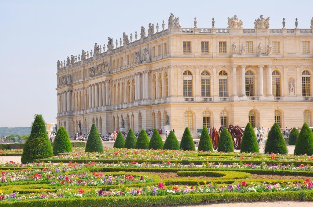 Les jardins du Château de Versailles - Vacances adaptées à Paris