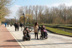 Le Parc St-Pierre à Amiens