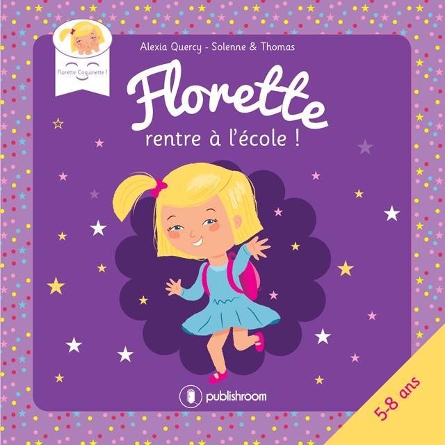 Florette collection de livres sur la trisomie 21