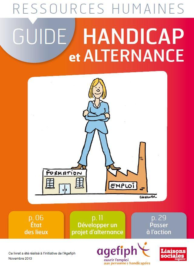 Guide handicap et alternance