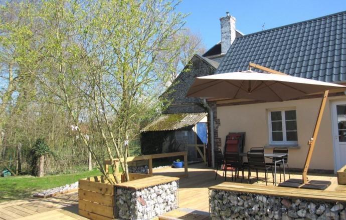 Gîtes accessibles en Baie de Somme