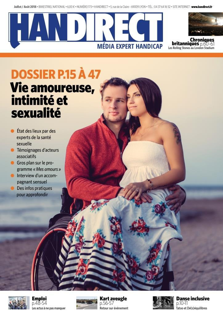 Vie amoureuse et handicap Handirect 173