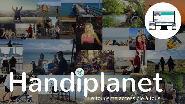 Partagez vos expériences de voyages accessibles sur Handiplanet