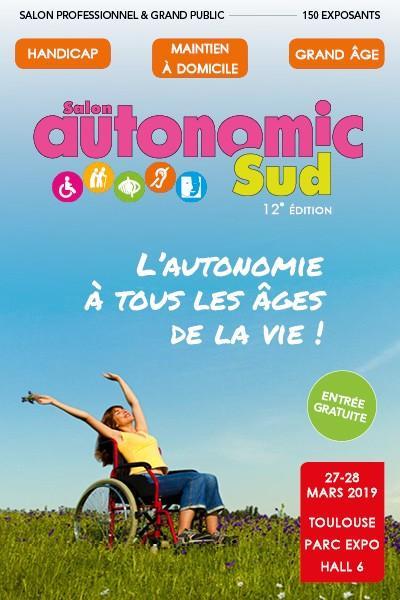 Autonomic Toulouse 2019