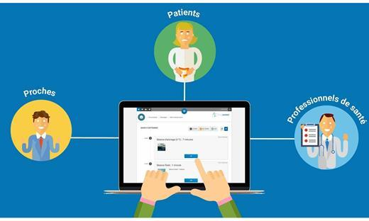 L'application MICI Connect dédiée aux malades de Crohn et de la RCH récompensée par le Prix Galien.