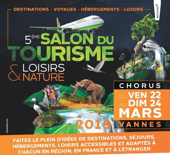 Salon du tourisme et des loisirs de Vannes 2019