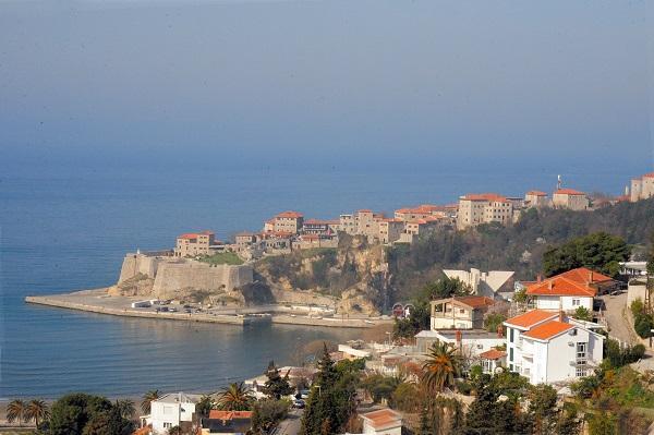 Librensemble : Des vacances adaptées au Monténégro, la Citadelle de Ulcinj