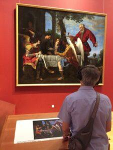 Un tableau parlant du Musée Crozatier © Musée Crozatier