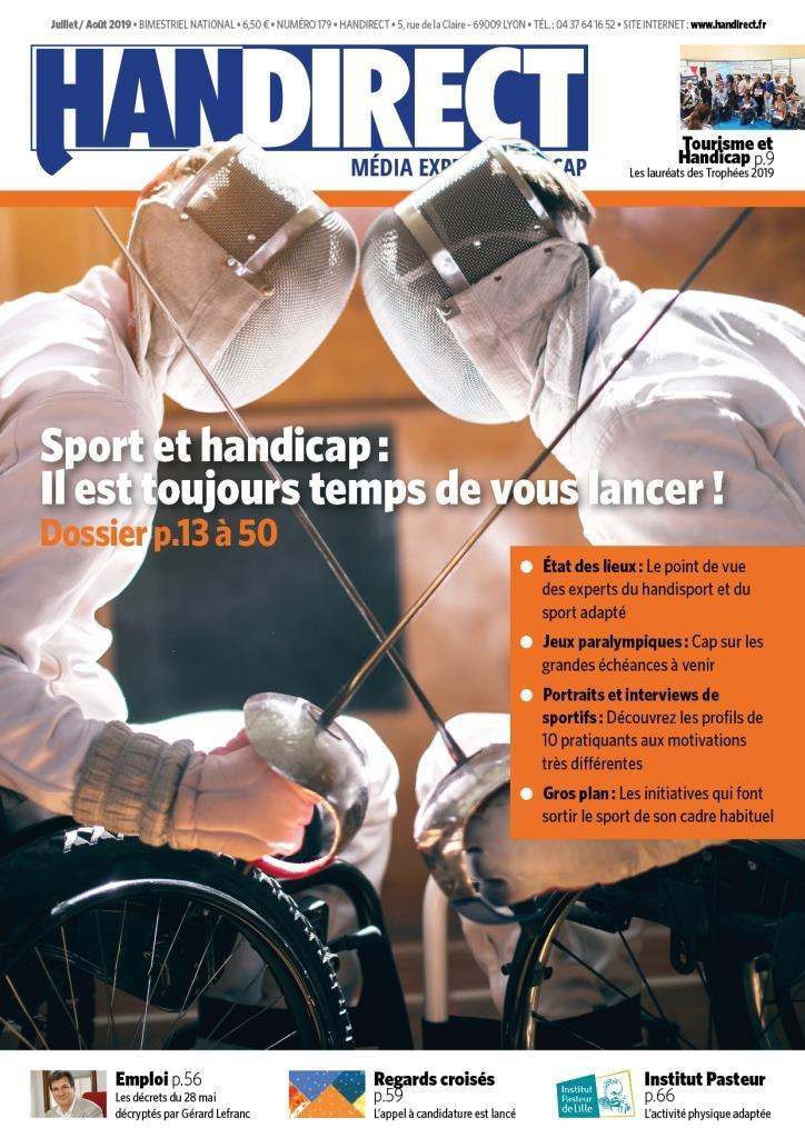 Handirect dossier sport et handicap