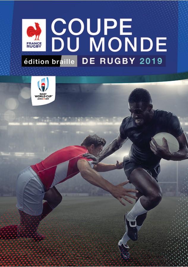 Coupe du monde de rugby : un guide en braille pour les personnes déficientes visuelles