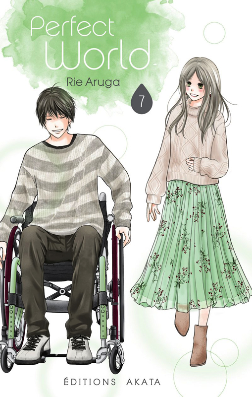 Perfect World : un manga sur le handicap et l'amour