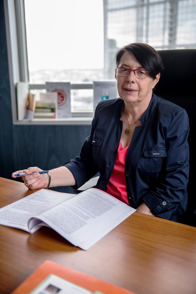 Mise en accessibilité des ERP : L'état des lieux de Brigitte Thorin