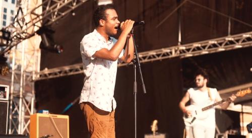 Denfima, un rappeur talentueux qui se joue du handicap