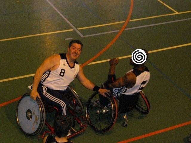 Dominique Demaretz - Basket et handicap