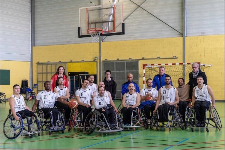 Basket et handicap : Gros plan sur le club Handi de Montpellier
