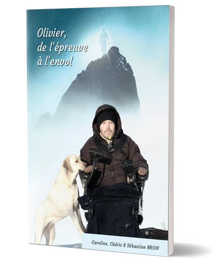Devenu tétraplégique suite à un accident, Olivier raconte son histoire