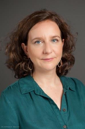 Florence Busson, collaboratrice de BNP Paribas et co-initiatrice du réseau Ability.