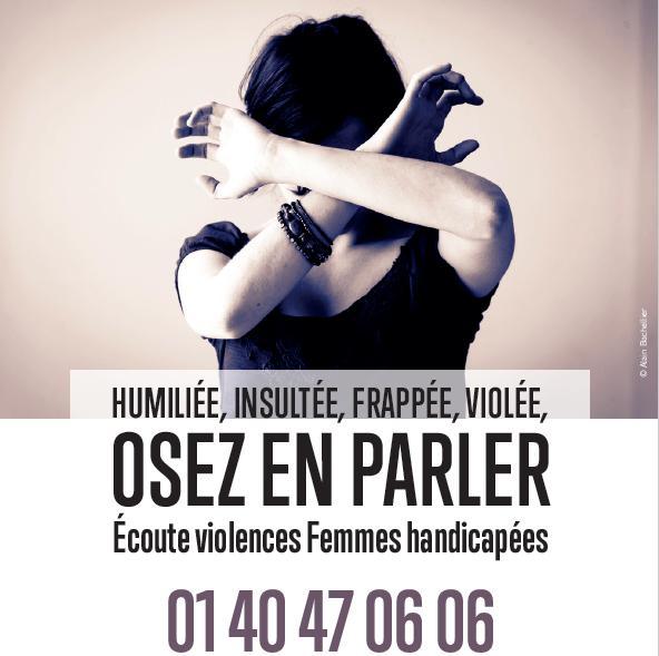 Femmes en situation de handicap victimes de violences FDFA