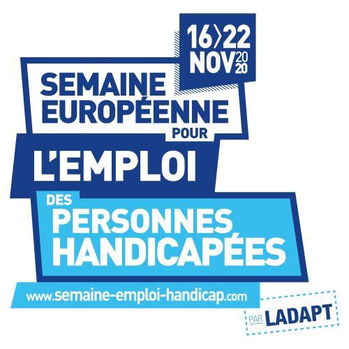 Semaine pour l'emploi des personnes handicapées : Nouvelle édition