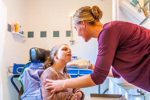 Hygiène et handicap : Des pratiques qui interrogent les professionnels
