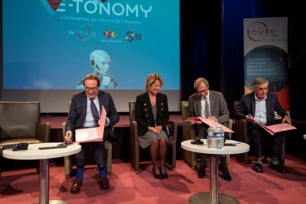 Agenceinterdépartementale del'autonomie : Une nouvelle structure