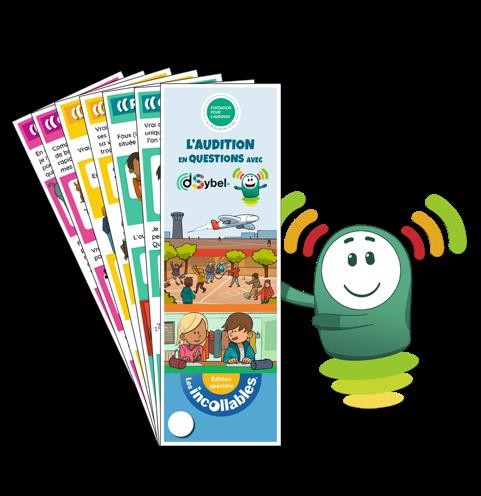 Santé auditive des enfants : Un kit de sensibilisation
