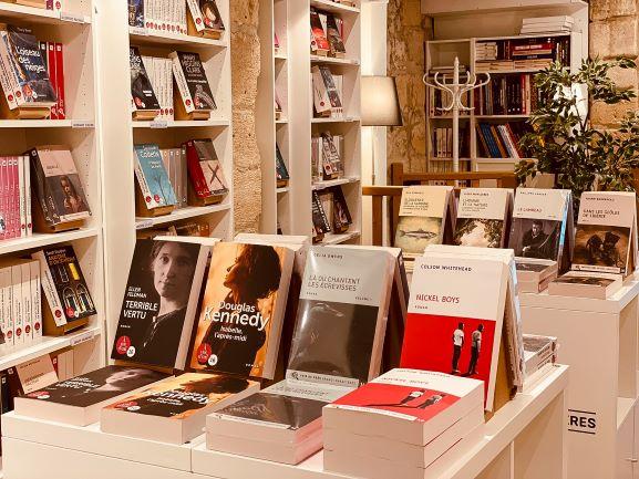 La librairie des livres en grands caractères ouvrira le 20 janvier