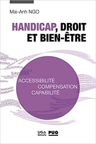 Livre sur le handicap : Quand les droits riment avec le bien-être