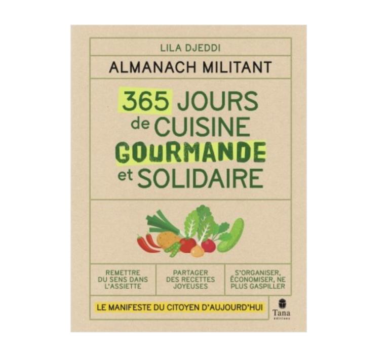 Recettes saines et équilibrées : Un livre de cuisine gourmande et solidaire