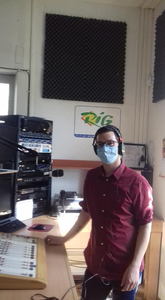 Émission de radio sur le handicap : Changer de regard avec Mylan Douthe