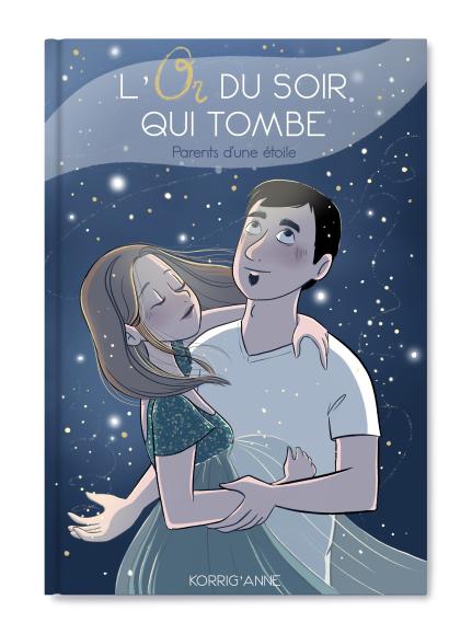 Deuil d'un enfant : Un bande dessinée pour aider à le traverser