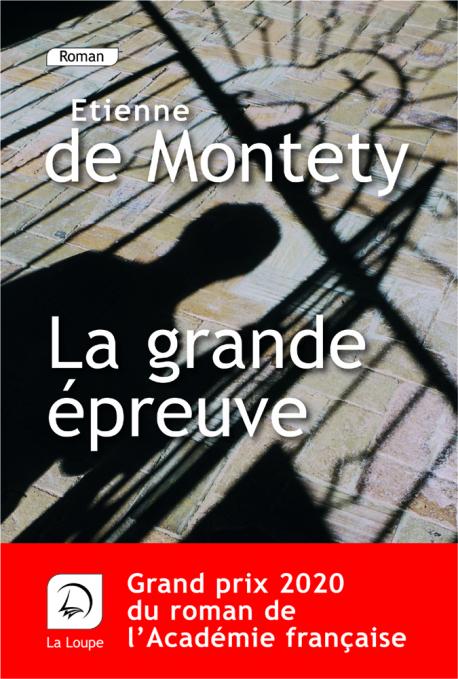 """Livre en gros caractères : """"La grande épreuve"""" aux éditions de La Loupe"""